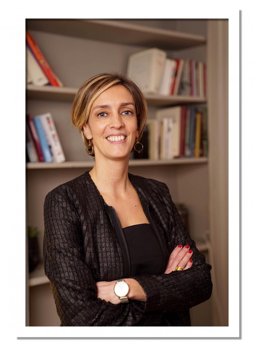 Marie Lextrait, fondatrice de TFA
