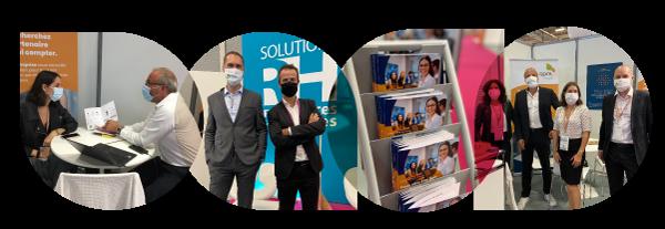 APRIL Entreprise au salon Solutions Ressources Humaines